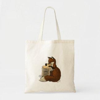 Pancake Fox Bag