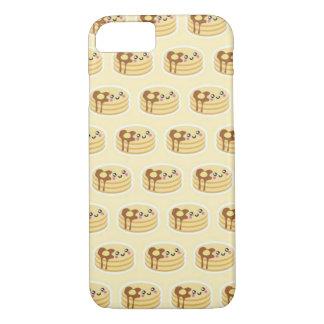 Pancake Pattern iPhone 7 Phone Case