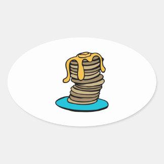 Pancake Stack Stickers