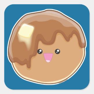 Pancake Stickers