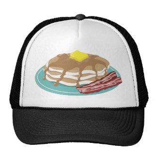 Pancakes Bacon Cap