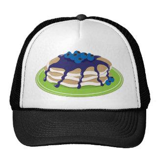 Pancakes Blueberry Cap