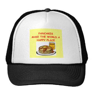 pancakes cap
