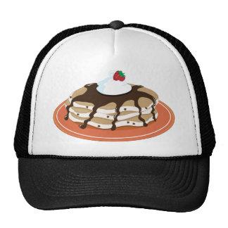 Pancakes Chocolate Cap