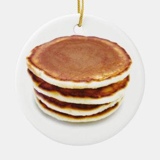 Pancakes Christmas Ornament