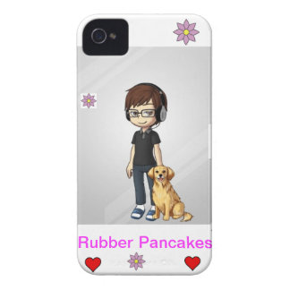 Pancakes IPhone 4 Case (Female)