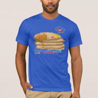 pancakes make me happy T-Shirt