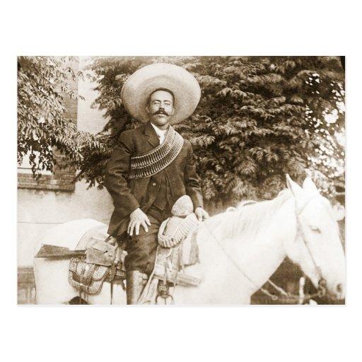 Pancho Villa Postcards