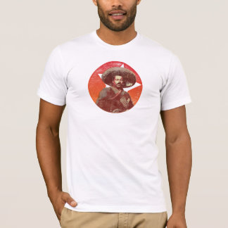 Pancho Villa Vintage Red Star T-Shirt