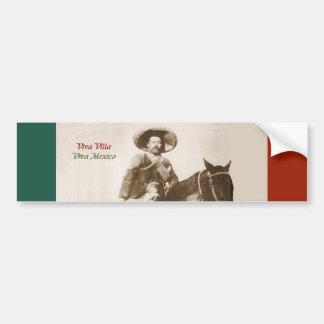 Pancho Villa - viva bumper sticker
