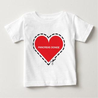 Pancreas Donee Infant T-Shirt