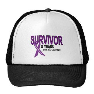 Pancreatic Cancer 8 YEAR SURVIVOR Trucker Hat