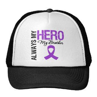 Pancreatic Cancer Always My Hero My Brother Cap