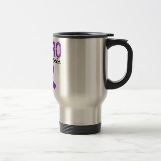 Pancreatic Cancer Always My Hero My Mother Mug