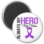 Pancreatic Cancer Always My Hero My Mum Magnet