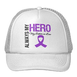 Pancreatic Cancer Always My Hero My Sister-in-Law Trucker Hat