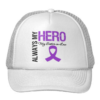 Pancreatic Cancer Always My Hero My Sister-in-Law Hat