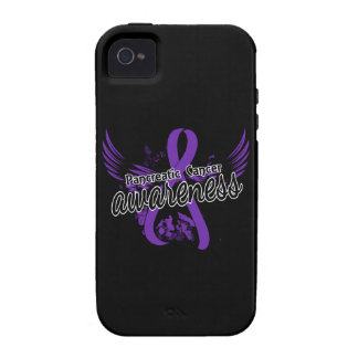 Pancreatic Cancer Awareness 16 Case For The iPhone 4