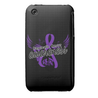 Pancreatic Cancer Awareness 16 Case-Mate iPhone 3 Cases