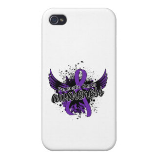 Pancreatic Cancer Awareness 16 Covers For iPhone 4