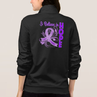 Pancreatic Cancer Awareness I Believe in Hope Jacket