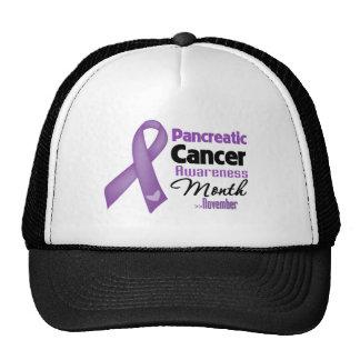 Pancreatic Cancer Awareness Month Cap