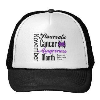 Pancreatic Cancer Awareness Month November Trucker Hat