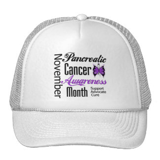 Pancreatic Cancer Awareness Month November Cap