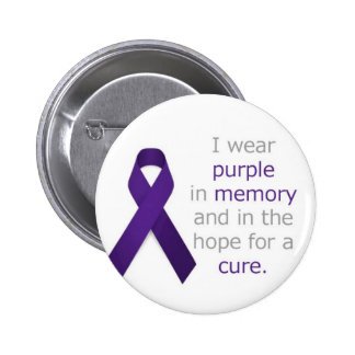 Pancreatic Cancer Badge Pin