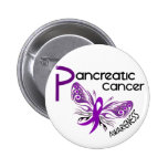 Pancreatic Cancer BUTTERFLY 3.1 Button