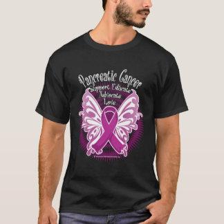 Pancreatic Cancer Butterfly 3 T-Shirt
