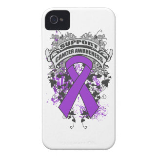 Pancreatic Cancer - Cool Support Awareness Slogan Case-Mate iPhone 4 Case