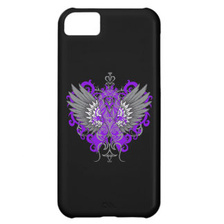 Pancreatic Cancer Cool Wings iPhone 5C Case
