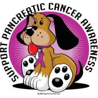 Pancreatic Cancer Dog Photo Cutout