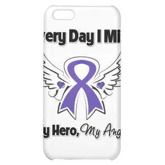 Pancreatic Cancer Every Day I Miss My Hero Cover For iPhone 5C