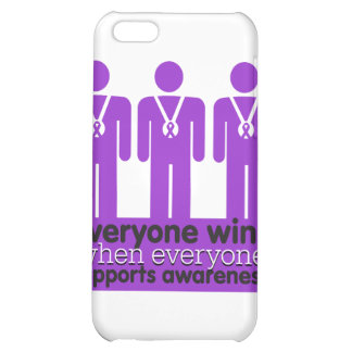 Pancreatic Cancer Everyone Wins With Awareness Case For iPhone 5C