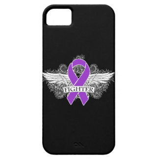 Pancreatic Cancer Fighter Wings iPhone 5 Cases