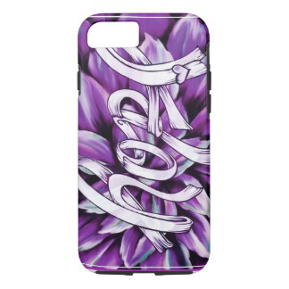 Pancreatic cancer floral hope products iPhone 7 case