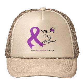 Pancreatic Cancer For My Girlfriend Trucker Hat