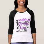 Pancreatic Cancer For My Hero My Dad 2 T Shirt