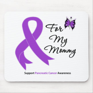 Pancreatic Cancer For My Mommy Mouse Pad