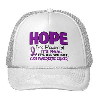Pancreatic Cancer HOPE 1 Hats