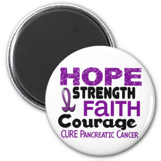 Pancreatic Cancer HOPE 3 Magnets