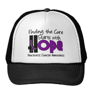 Pancreatic Cancer HOPE 4 Mesh Hat