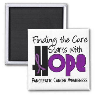 Pancreatic Cancer HOPE 4 Magnet