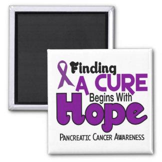 Pancreatic Cancer HOPE 5 Magnet