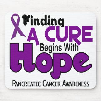 Pancreatic Cancer HOPE 5 Mouse Mat