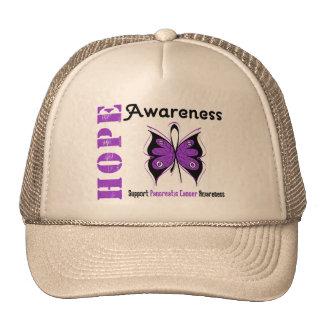 Pancreatic Cancer Hope Awareness Cap