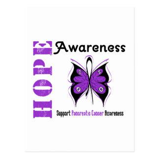 Pancreatic Cancer Hope Awareness Postcard