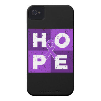 Pancreatic Cancer HOPE Cube iPhone 4 Covers